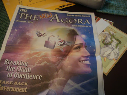 """The New Agora"" - Elect to Govern Yourself"