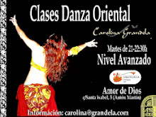 Clases Danzas Orientales