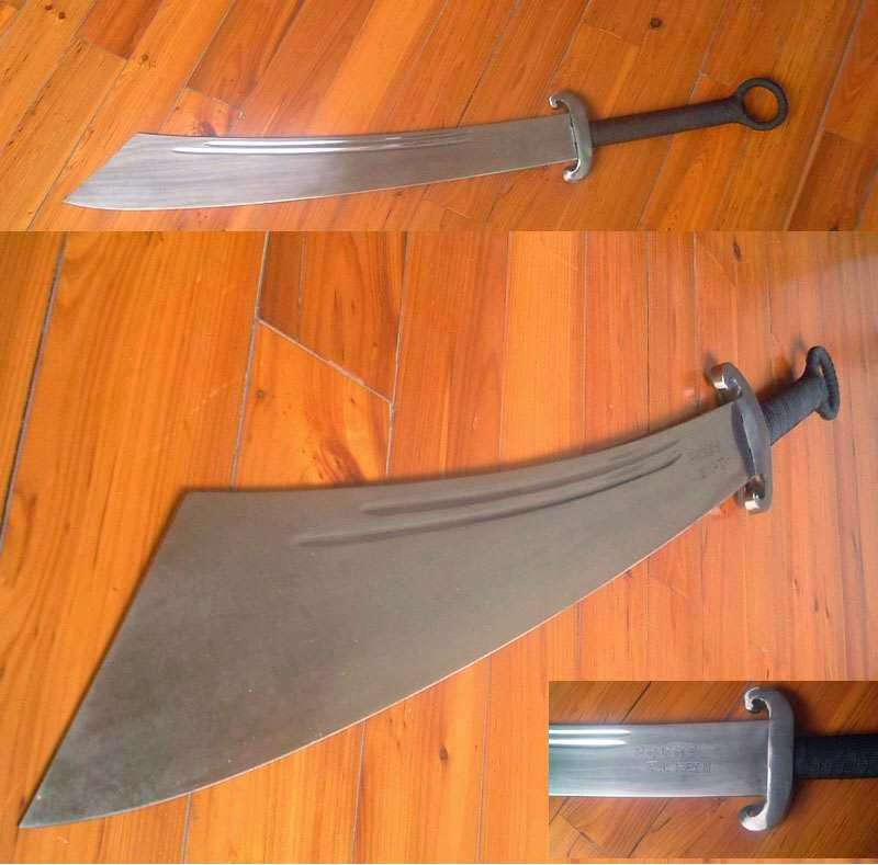 Espada de Guerra Chinesa
