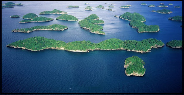 Hundred Islands best for hoping and picnics