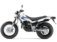 2014 Yamaha TW200 pictures 1