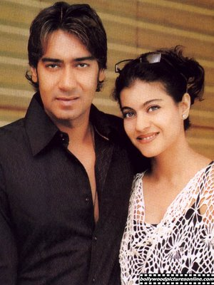 Celebrity Wall Kajal Amp Ajay Marriage Latest Wallpapers