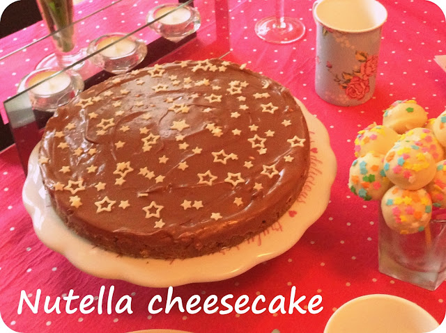 Nutella Cake Recipe Nigella
