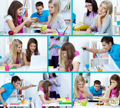 Five GREAT reasons to consider teaching middle school!