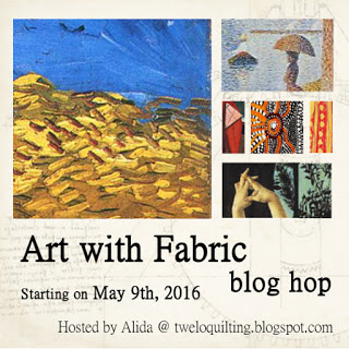 Art With Fabric