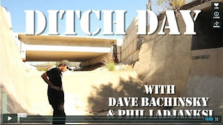 Dave Bachinsky,  Phil Ladjanski, Lowcard, Ditch Skateboarding Videos