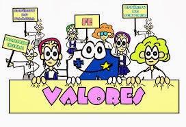 LECTURAS Y VALORES