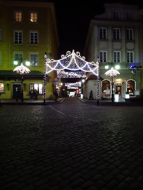 Iluminacja Starego Miasta AD 2013