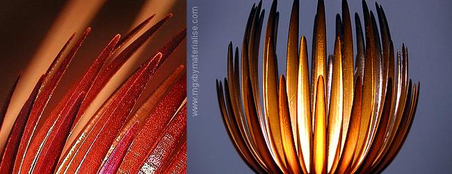 LOTUS MGX beautiful 3D printed shades