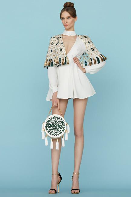 Haute Couture 2015, runway, ulyana sergeenko
