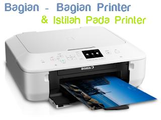 Pengertian dan Penjelasan pada Printer