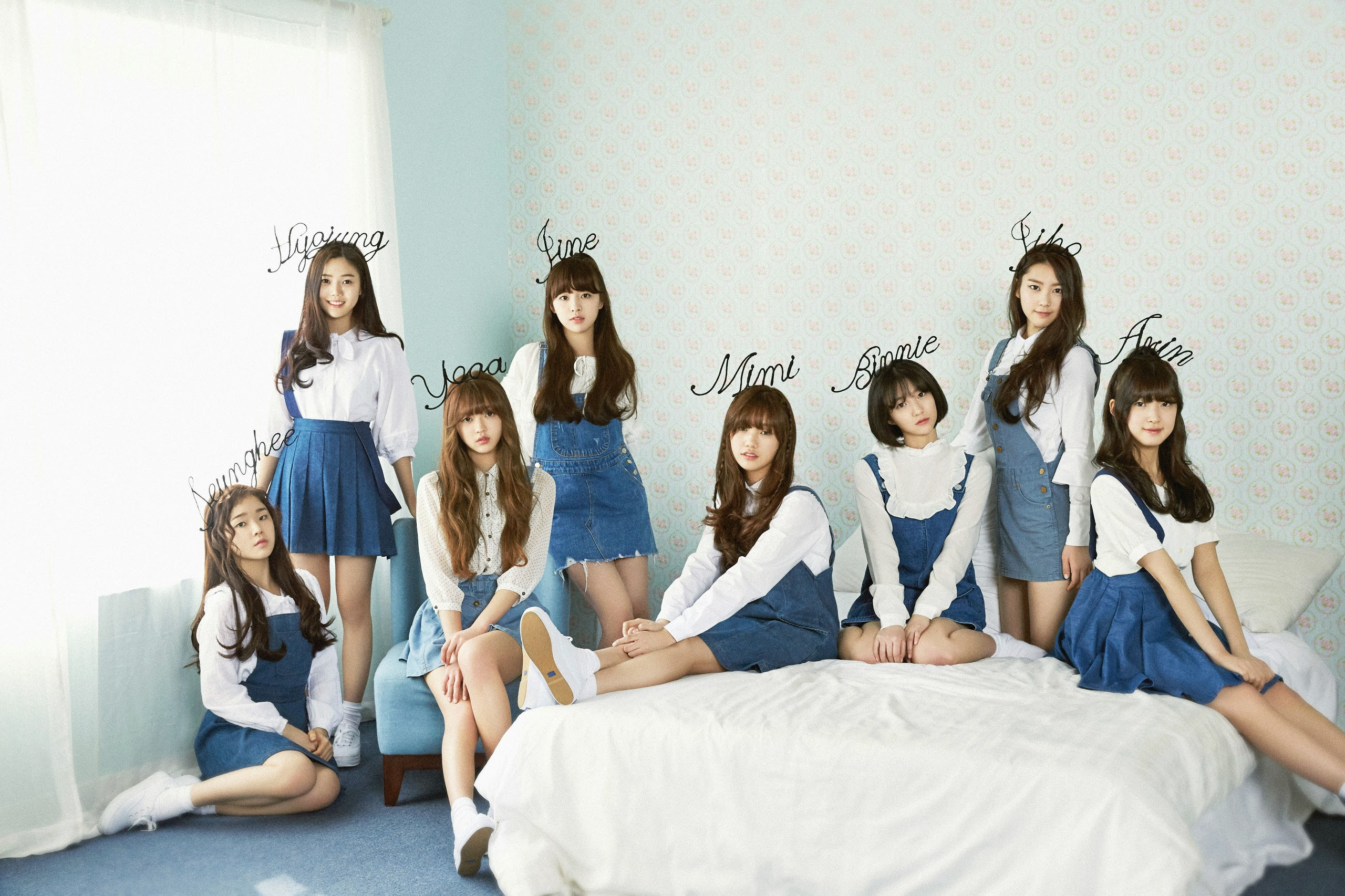Oh My Girl Concept