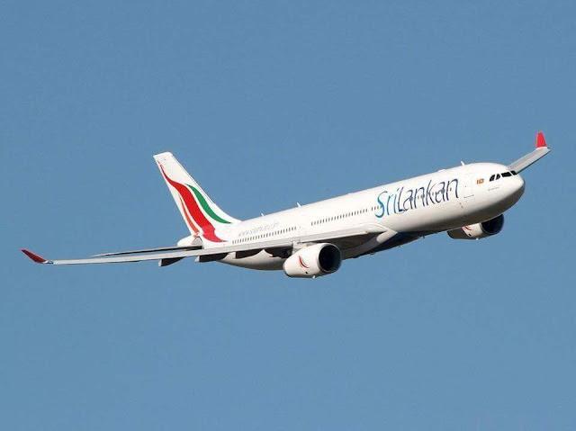 Turbulence on SriLankan flight 5 crew members injured - Breaking NEWS