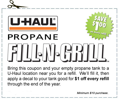 Uhaul discount coupon