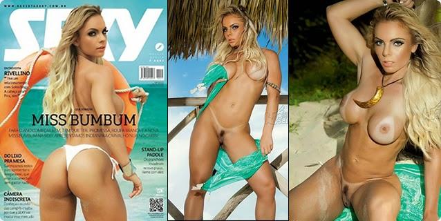 Sexy Janeiro – Indianara Carvalho