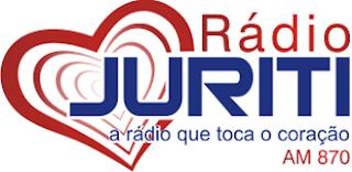 Rádio Juriti AM 870 de Paracatu