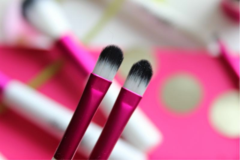 Barry M Brushes