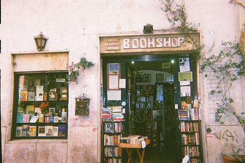 Bookshop, books, reading