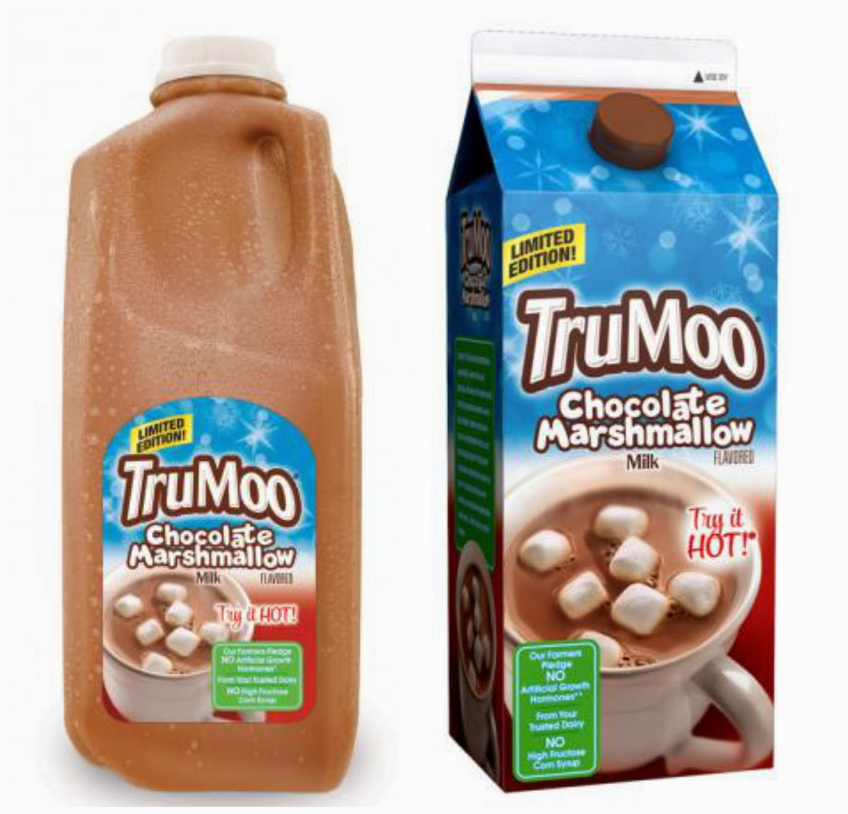 TruMoo Chocolate Marshmallow Milk - Like Smores in Your Mouth ...