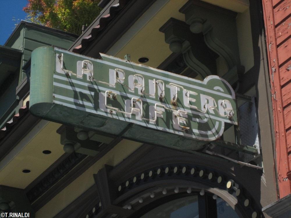 Pantera Restaurant San Francisco