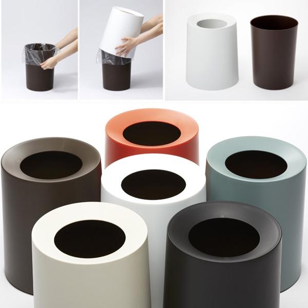ideaco / イデアコ TUBELOR  チューブラーシリーズ ゴミ箱