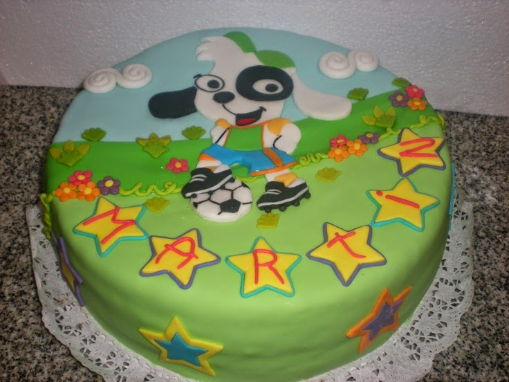Decoracion de Fiestas Infantiles de Doki
