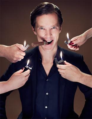 Sherlock - Series 3 - Benedict Cumberbatch Interview