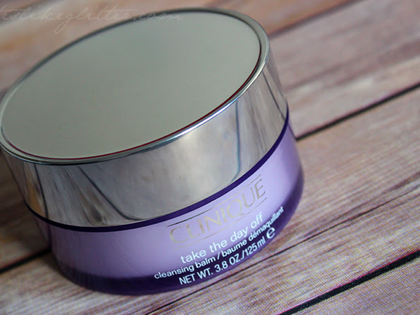 Clinique Take The Day Off Cleansing Balm.