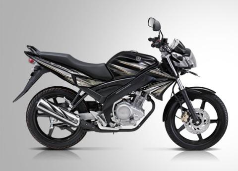 Gambar Motor Yamaha Vixion New Terbaru Warna Hitam