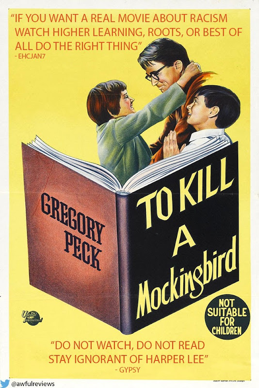 http://awfulreviewposters.tumblr.com/post/82502395196/to-kill-a-mocking-bird