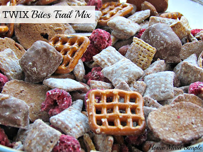 TWIX Bites Trail mix #EatMoreBites #shop #cbias