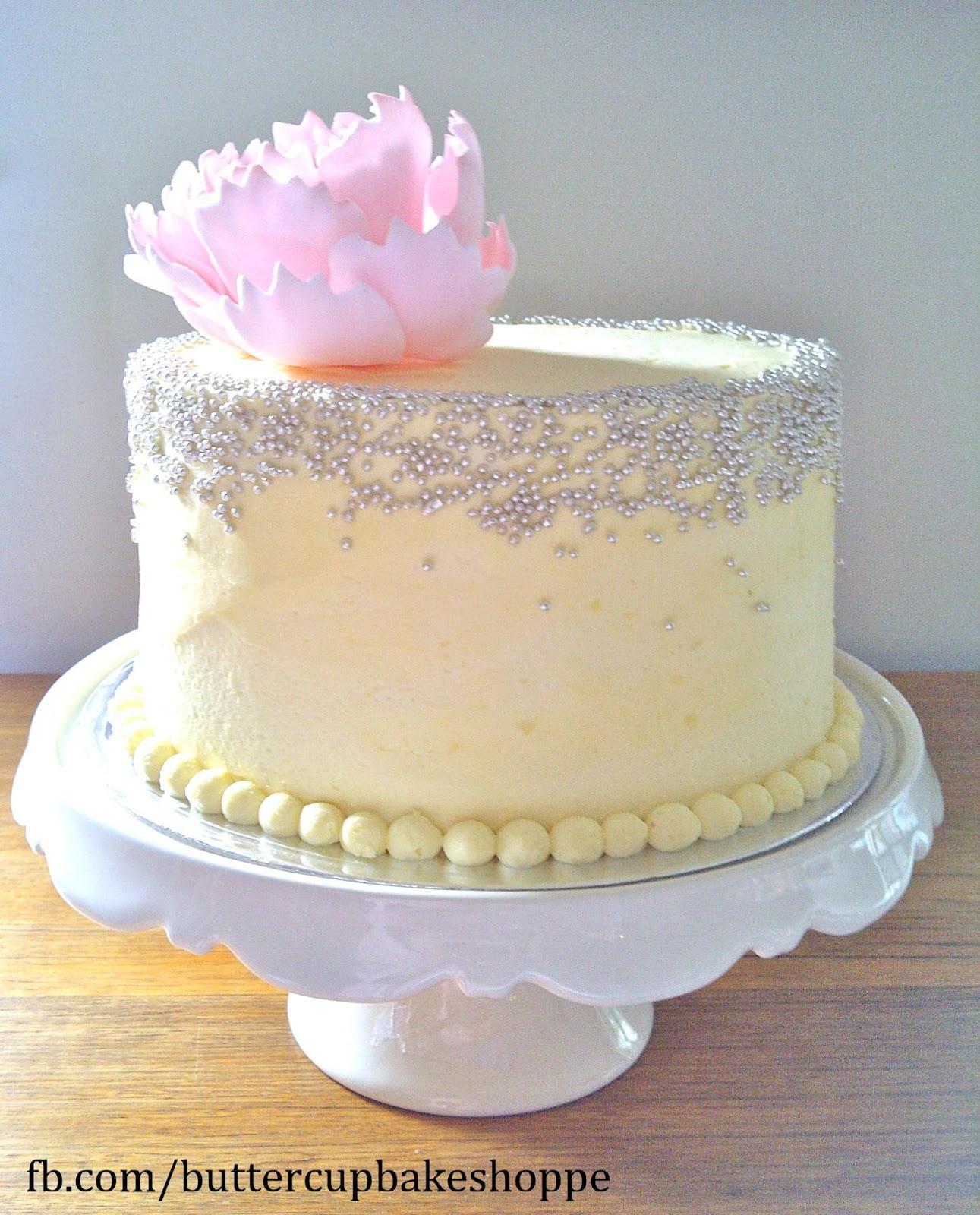 Best Butter Cake Recipe For Fondant