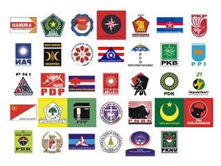 Daftar Partai Politik yang Lolos Veifikasi KPU Peserta Pemilu 2014