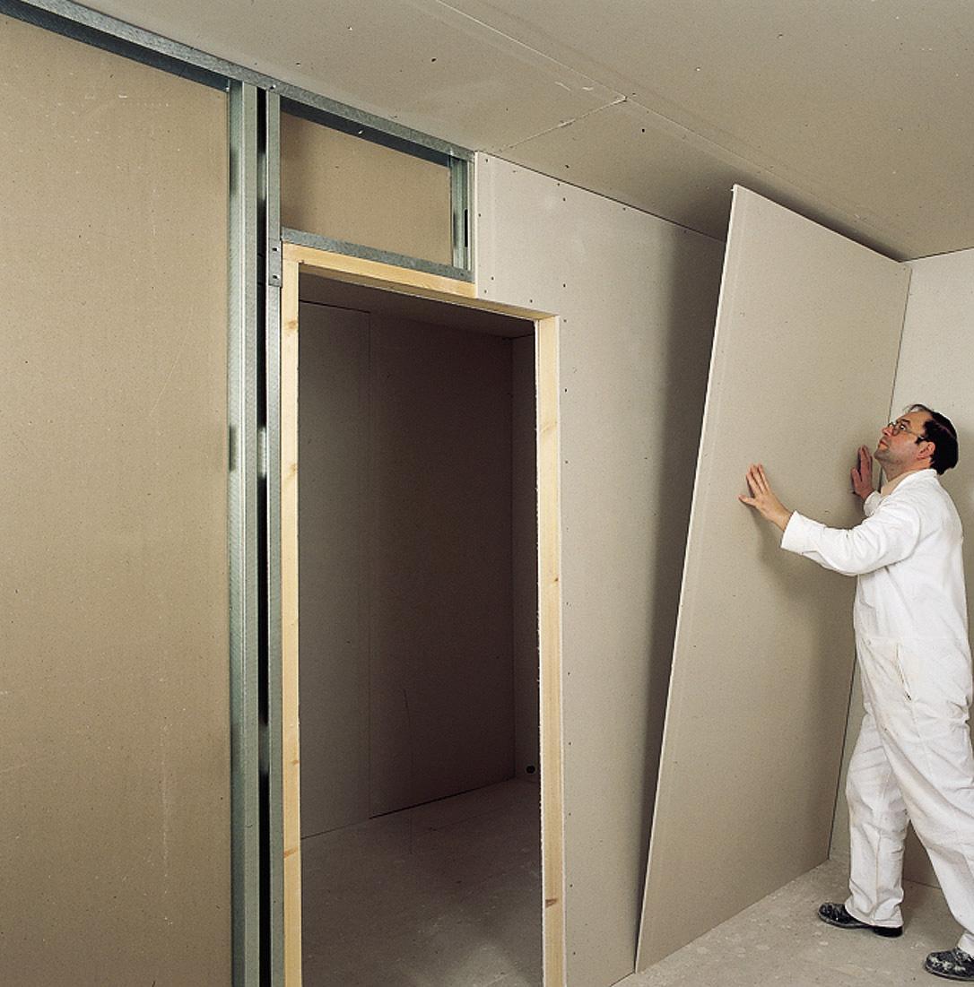 Serralheria Na Veia: Drywall: Fabricação Utilização e Vantagens #8E5D3D 1086x1101