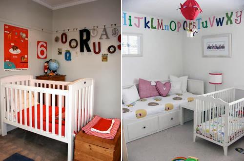 letras madera habitacion bebe