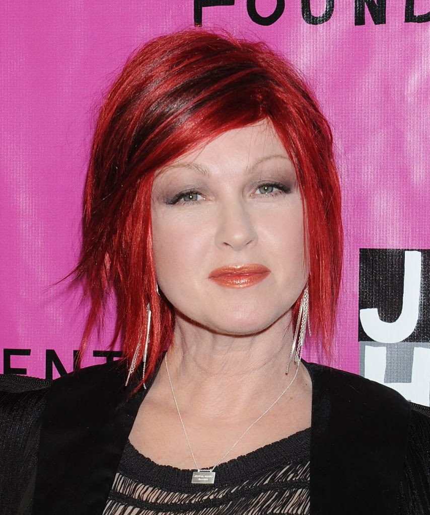 Hairstyle Elibrodepoesia Modern Red Hair Styles