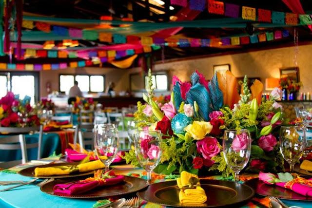Decoracion Septiembre Mexico ~ Los centros de mesa son una variaci?n del que encabeza el post