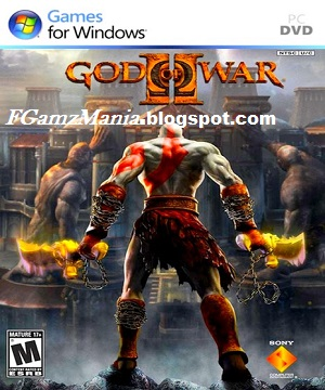 God Of War 2 PS2 ISO Game Free Full Downlad for PC