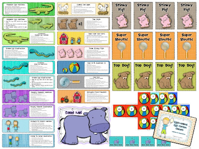 Egg Carton Addition Games and Subtraction Games Printable Labels