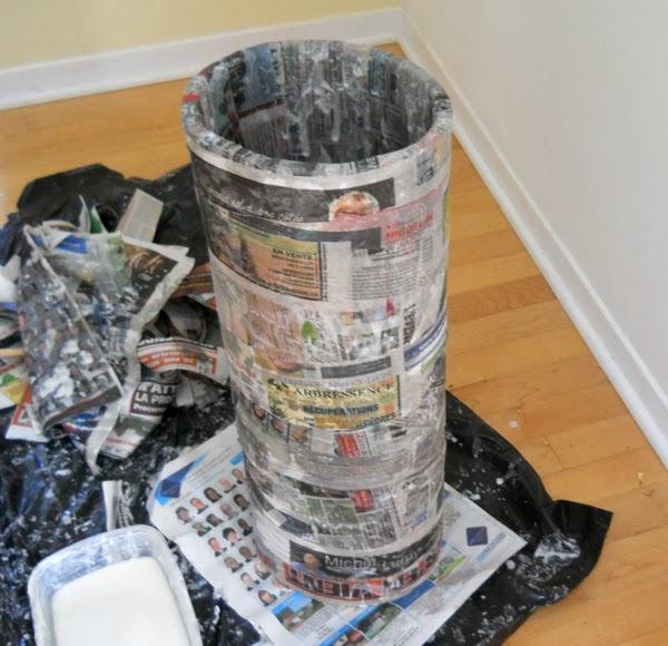 fabriquer un vase ikea pour 0 ou presque maman bricolage. Black Bedroom Furniture Sets. Home Design Ideas