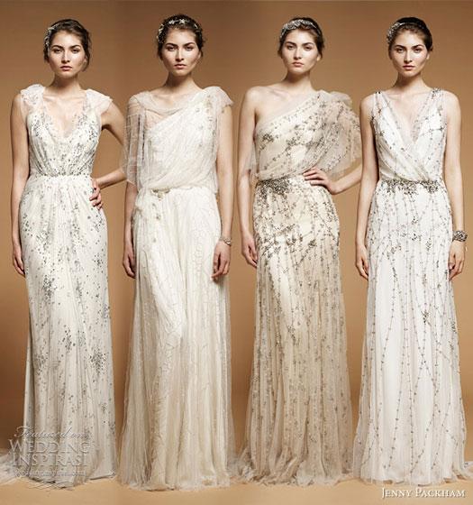 Maisocalledlife 12 12 12 greek goddess inspired wedding for How much is a jenny packham wedding dress