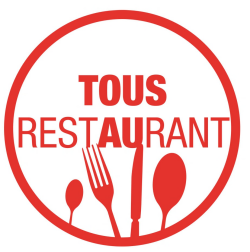 Tous au restaurant - logo officiel