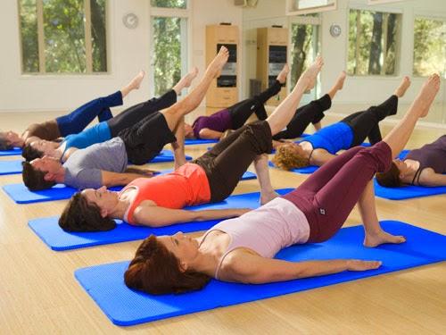 2016 - 1月 pilates 課程