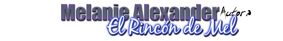 El Rincón de Melanie Alexander