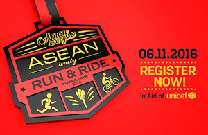 ASEAN Unity Run & Ride 2016 - 6 November 2016