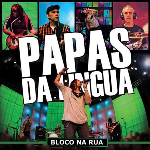 Capa Papas Da Língua   Bloco Na Rua | músicas
