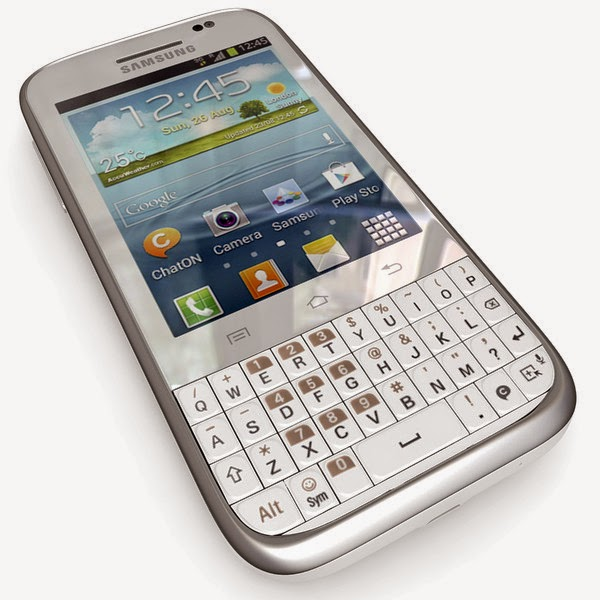 Cara Root Samsung Galaxy Chat B5330