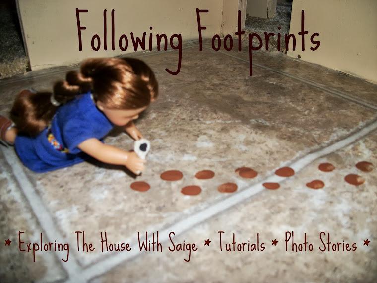 Following Footprints