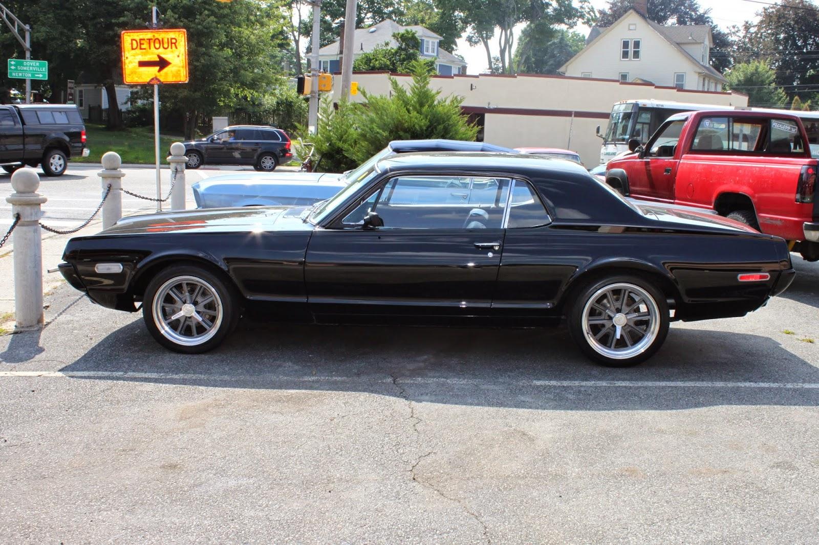 1968 Mercury Cougar Netcong Auto Restorations, LLC.