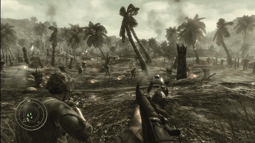 Call of Duty World at War Full Version PC Gratis 1